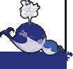 Les baleines bleues